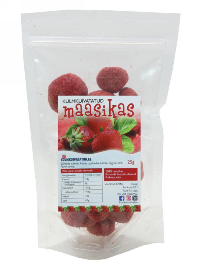 maasikas 25g