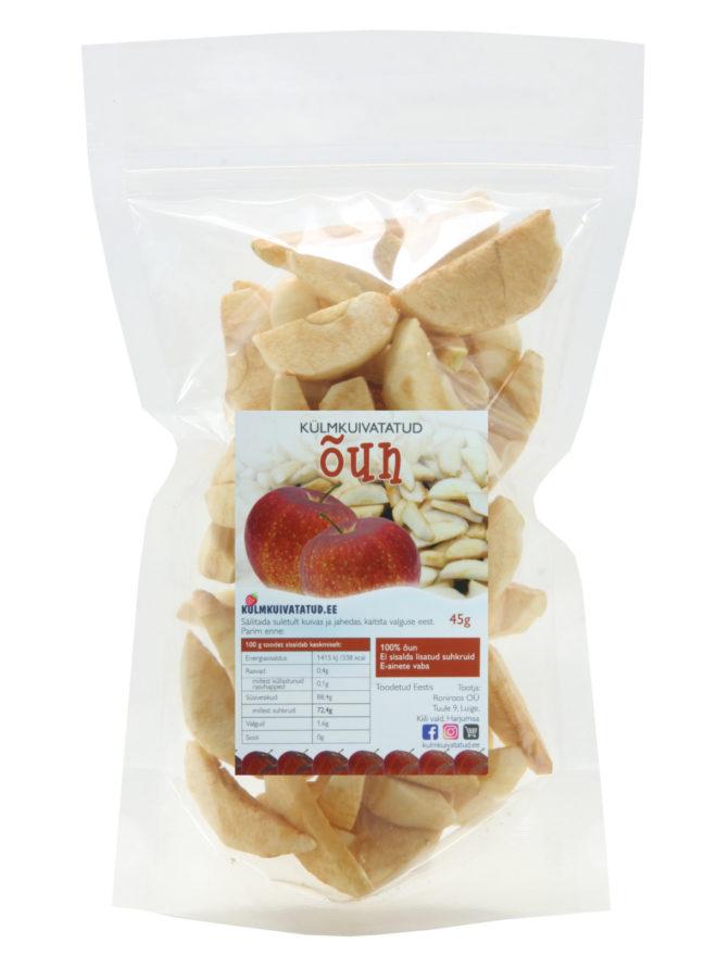 """õun """"antonovka"""" viilud 45g"""